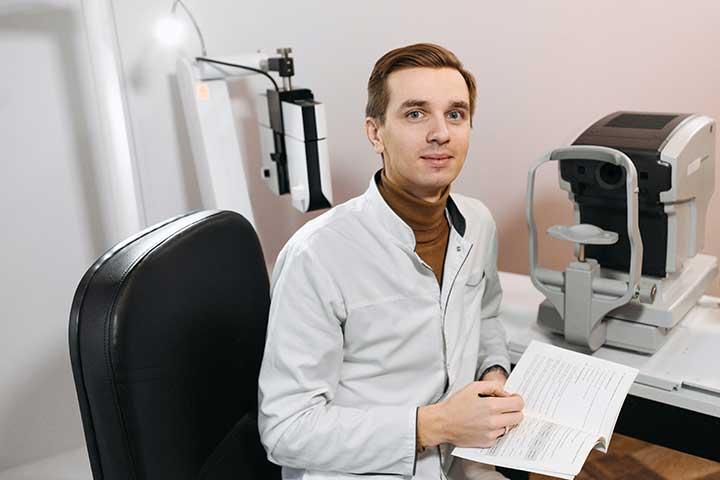 Hans Anders Opticiens uit Rotterdam